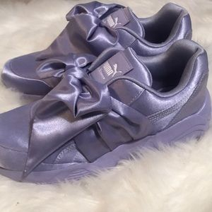 Fenty by Rihanna bow sneakers